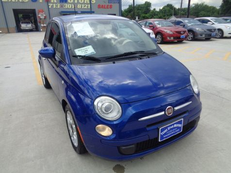 2012 Fiat 500 Pop in Houston