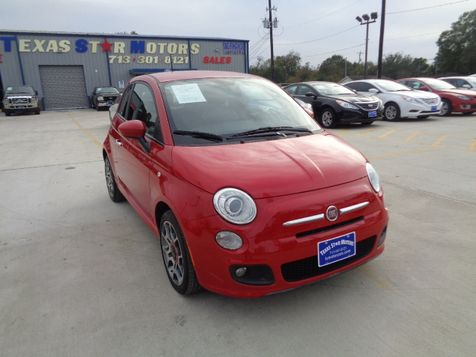 2012 Fiat 500 Sport in Houston