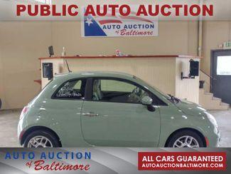 2012 Fiat 500 Pop | JOPPA, MD | Auto Auction of Baltimore  in Joppa MD