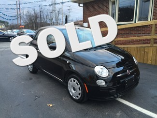 2012 Fiat 500 Pop Knoxville , Tennessee