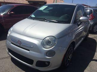 2012 Fiat 500 Sport AUTOWORLD (702) 452-8488 Las Vegas, Nevada 1
