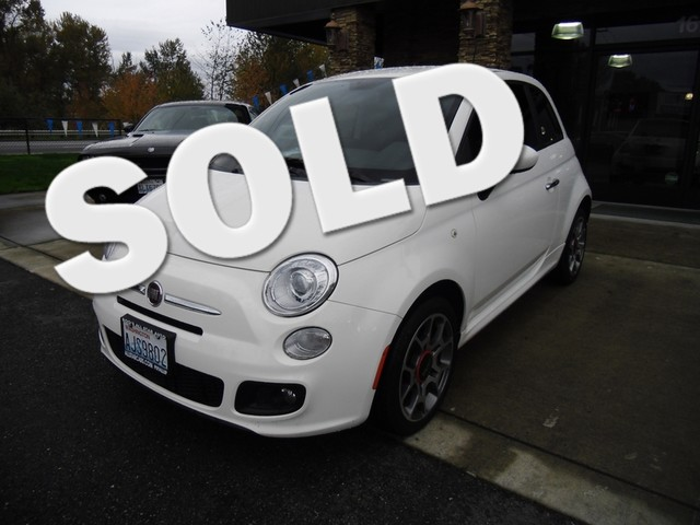 2012 FIAT 500 Sport After a 27-year hiatus from the American market the FIAT is back with a vengea