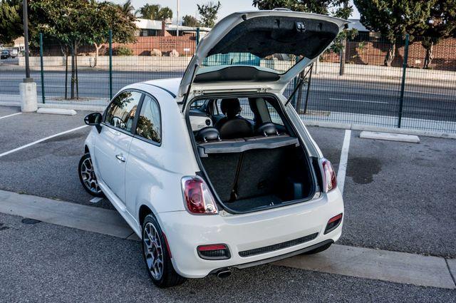 2012 Fiat 500 SPORT - AUTO - 26K MILES - HTD STS - BOSE Reseda, CA 10