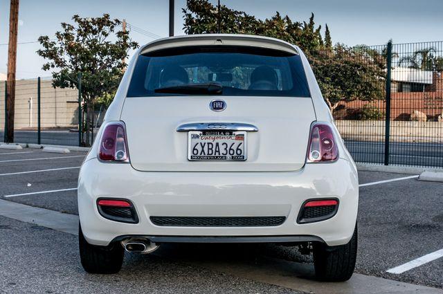 2012 Fiat 500 SPORT - AUTO - 26K MILES - HTD STS - BOSE Reseda, CA 8