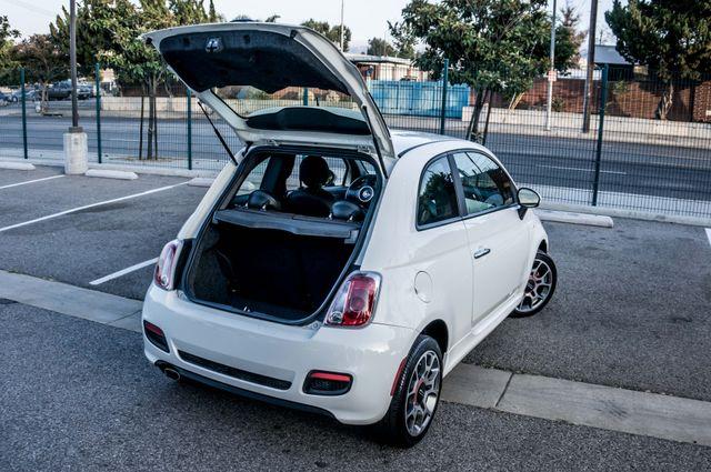 2012 Fiat 500 SPORT - AUTO - 26K MILES - HTD STS - BOSE Reseda, CA 11