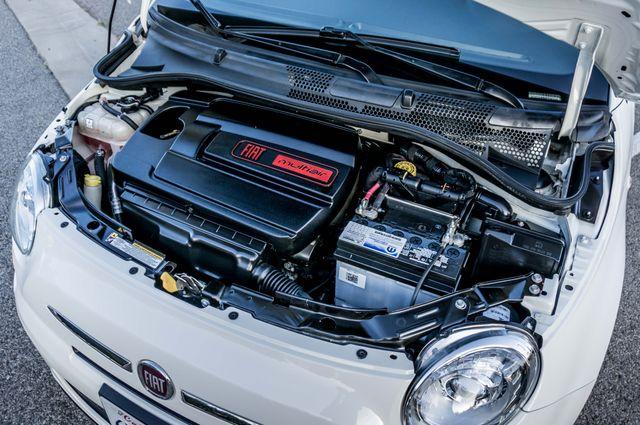 2012 Fiat 500 SPORT - AUTO - 26K MILES - HTD STS - BOSE Reseda, CA 21