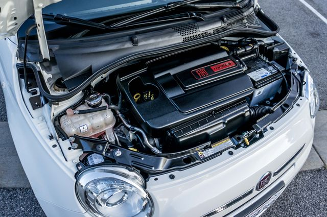 2012 Fiat 500 SPORT - AUTO - 26K MILES - HTD STS - BOSE Reseda, CA 36