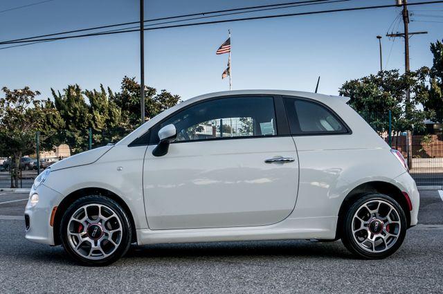 2012 Fiat 500 SPORT - AUTO - 26K MILES - HTD STS - BOSE Reseda, CA 5