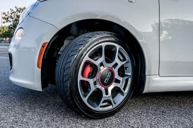 2012 Fiat 500 SPORT - AUTO - 26K MILES - HTD STS - BOSE Reseda, CA 12