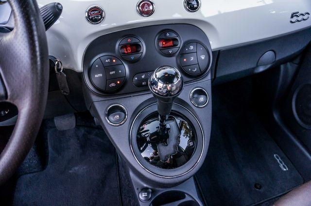 2012 Fiat 500 SPORT - AUTO - 26K MILES - HTD STS - BOSE Reseda, CA 30