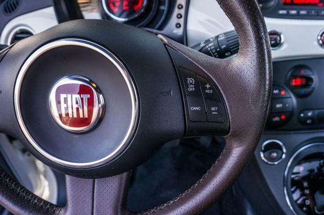2012 Fiat 500 SPORT - AUTO - 26K MILES - HTD STS - BOSE Reseda, CA 23