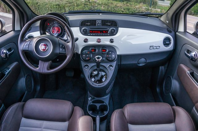 2012 Fiat 500 SPORT - AUTO - 26K MILES - HTD STS - BOSE Reseda, CA 17