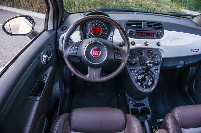 2012 Fiat 500 SPORT - AUTO - 26K MILES - HTD STS - BOSE Reseda, CA 18