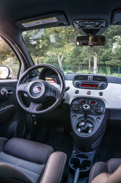 2012 Fiat 500 SPORT - AUTO - 26K MILES - HTD STS - BOSE Reseda, CA 35