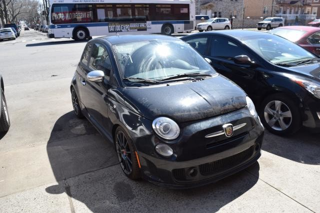 2012 Fiat 500 Abarth Richmond Hill, New York 1