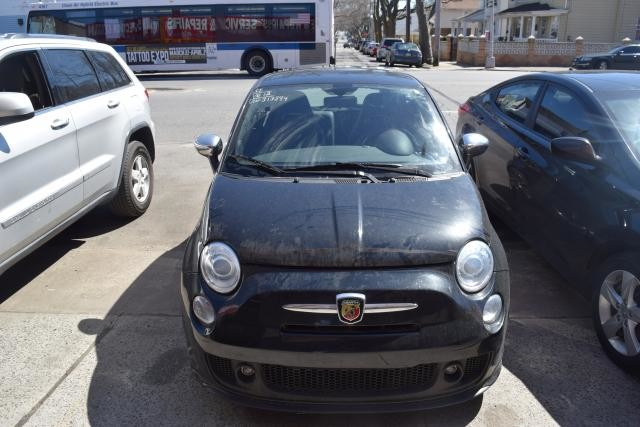 2012 Fiat 500 Abarth Richmond Hill, New York 2