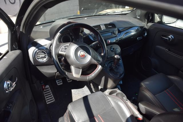 2012 Fiat 500 Abarth Richmond Hill, New York 6