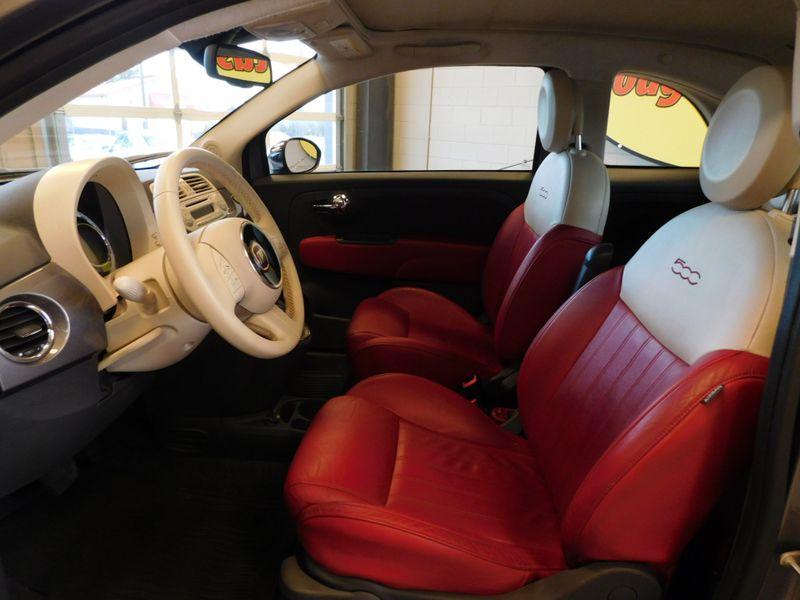 2012 Fiat 500c Lounge  city TN  Doug Justus Auto Center Inc  in Airport Motor Mile ( Metro Knoxville ), TN