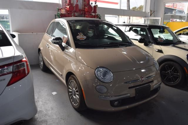 2012 Fiat 500c Lounge Richmond Hill, New York 1