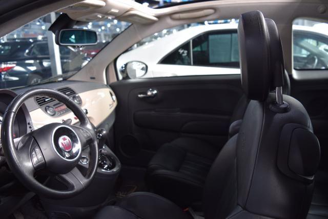2012 Fiat 500c Lounge Richmond Hill, New York 12
