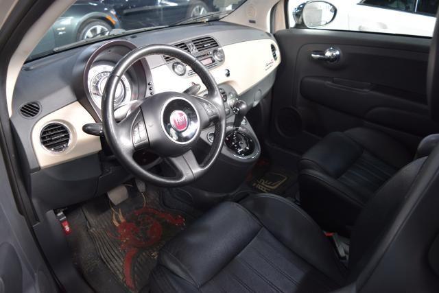 2012 Fiat 500c Lounge Richmond Hill, New York 13