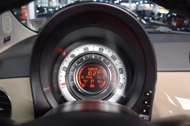 2012 Fiat 500c Lounge Richmond Hill, New York 20