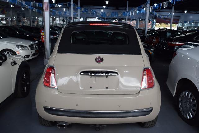 2012 Fiat 500c Lounge Richmond Hill, New York 5