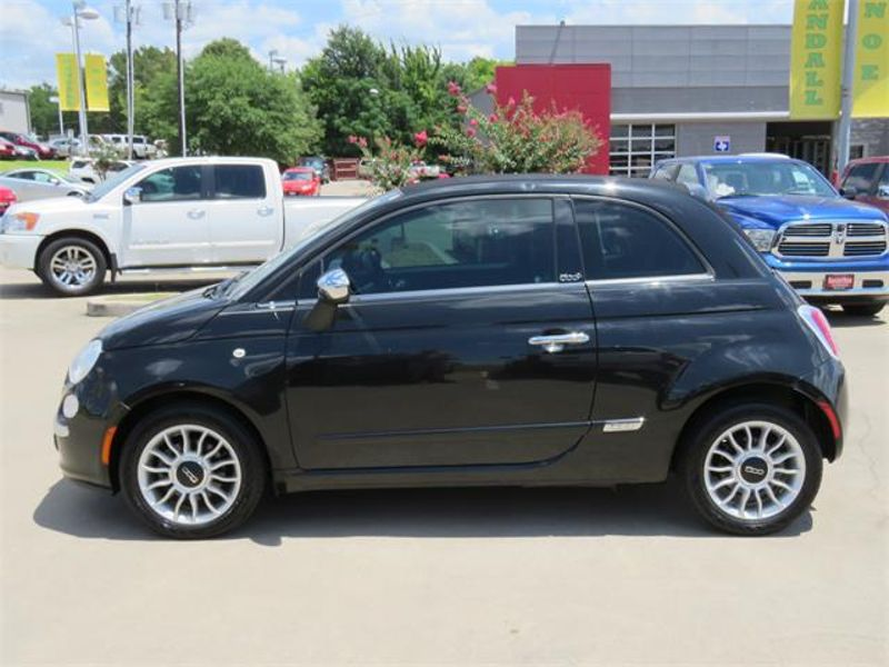2012 Fiat 500c Lounge | Randall Noe Super Center | Tyler TX 75701