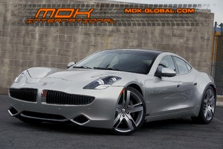 2012 Fisker Karma EcoSport - Signature edition - #71 out of 100 made in Los Angeles