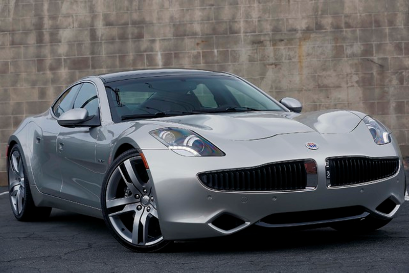 2012 Fisker Karma EcoSport - Signature edition - 71 out of 100 made  city California  MDK International  in Los Angeles, California