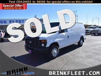 2012 Ford E-Series Cargo Van Recreational   Lubbock, TX   Brink Fleet in Lubbock TX