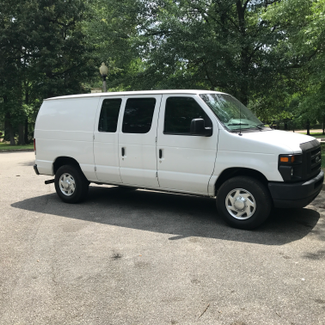 2012 Ford E-Series Cargo Van Commercial Memphis, Tennessee 2