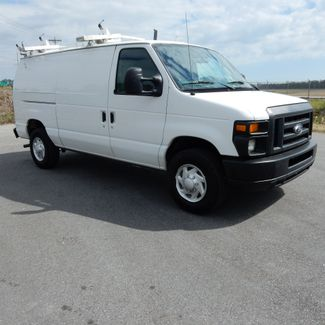 2012 Ford E-Series Cargo Van Commercial Myrtle Beach, SC 6