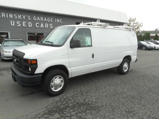 2012 Ford E-Series Cargo Van Commercial New Windsor, New York 8