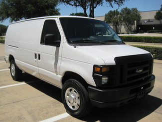 2012 Ford E250 Cargo Van, 1 Owner,  Ready to work, Plano, Texas