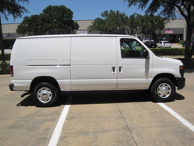 2012 Ford E250 Cargo Van, 1 Owner,  Ready to work, Plano, Texas 6