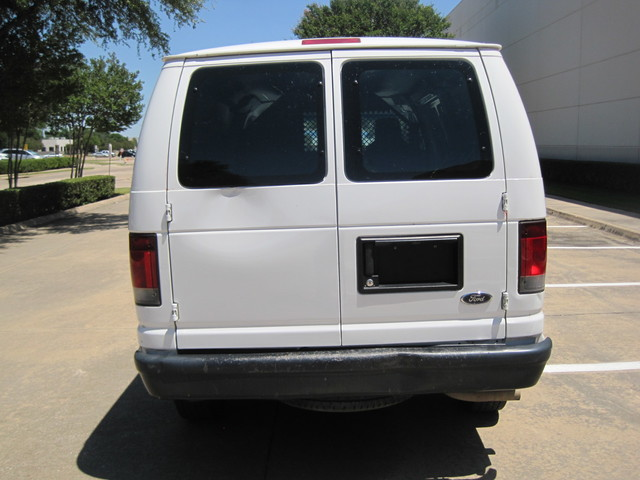 2012 Ford E250 Cargo Van, 1 Owner,  Ready to work, Plano, Texas 9