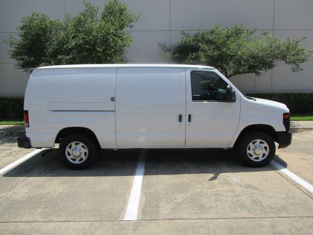 2012 Ford E-Series Cargo Van Commercial Bins & Invertor Plano, Texas 1