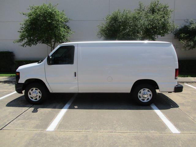 2012 Ford E-Series Cargo Van Commercial Bins & Invertor Plano, Texas 7