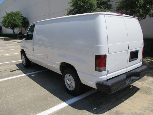 2012 Ford E-Series Cargo Van Commercial Bins & Invertor Plano, Texas 8