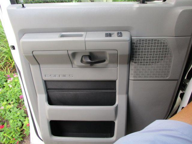 2012 Ford E-Series Cargo Van Commercial Bins & Invertor Plano, Texas 14
