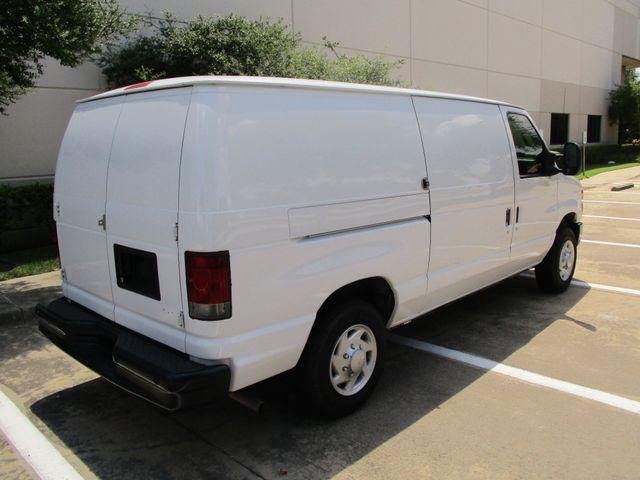 2012 Ford E-Series Cargo Van Commercial Bins & Invertor Plano, Texas 2