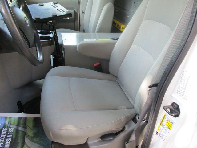 2012 Ford E-Series Cargo Van Commercial Bins & Invertor Plano, Texas 21