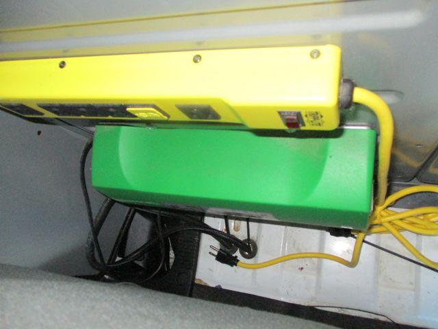 2012 Ford E-Series Cargo Van Commercial Bins & Invertor Plano, Texas 25