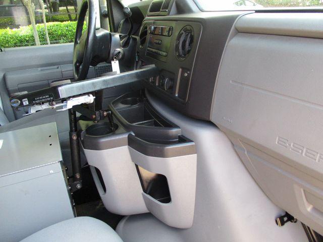 2012 Ford E-Series Cargo Van Commercial Bins & Invertor Plano, Texas 28