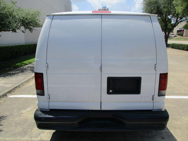 2012 Ford E-Series Cargo Van Commercial Bins & Invertor Plano, Texas 3