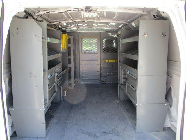 2012 Ford E-Series Cargo Van Commercial Bins & Invertor Plano, Texas 10