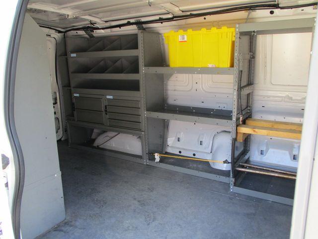 2012 Ford E-Series Cargo Van Commercial Bins & Invertor Plano, Texas 11
