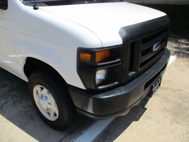 2012 Ford E-Series Cargo Van Commercial Bins & Invertor Plano, Texas 4