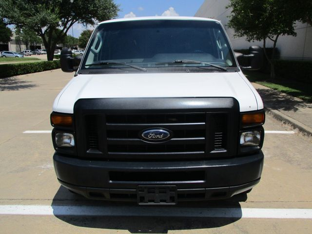 2012 Ford E-Series Cargo Van Commercial Bins & Invertor Plano, Texas 5